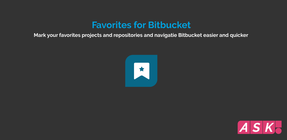 Favorites for Bitbucket - Banner